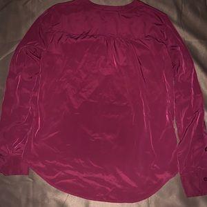 New York & Company Tops - NY&Co Burgundy blouse